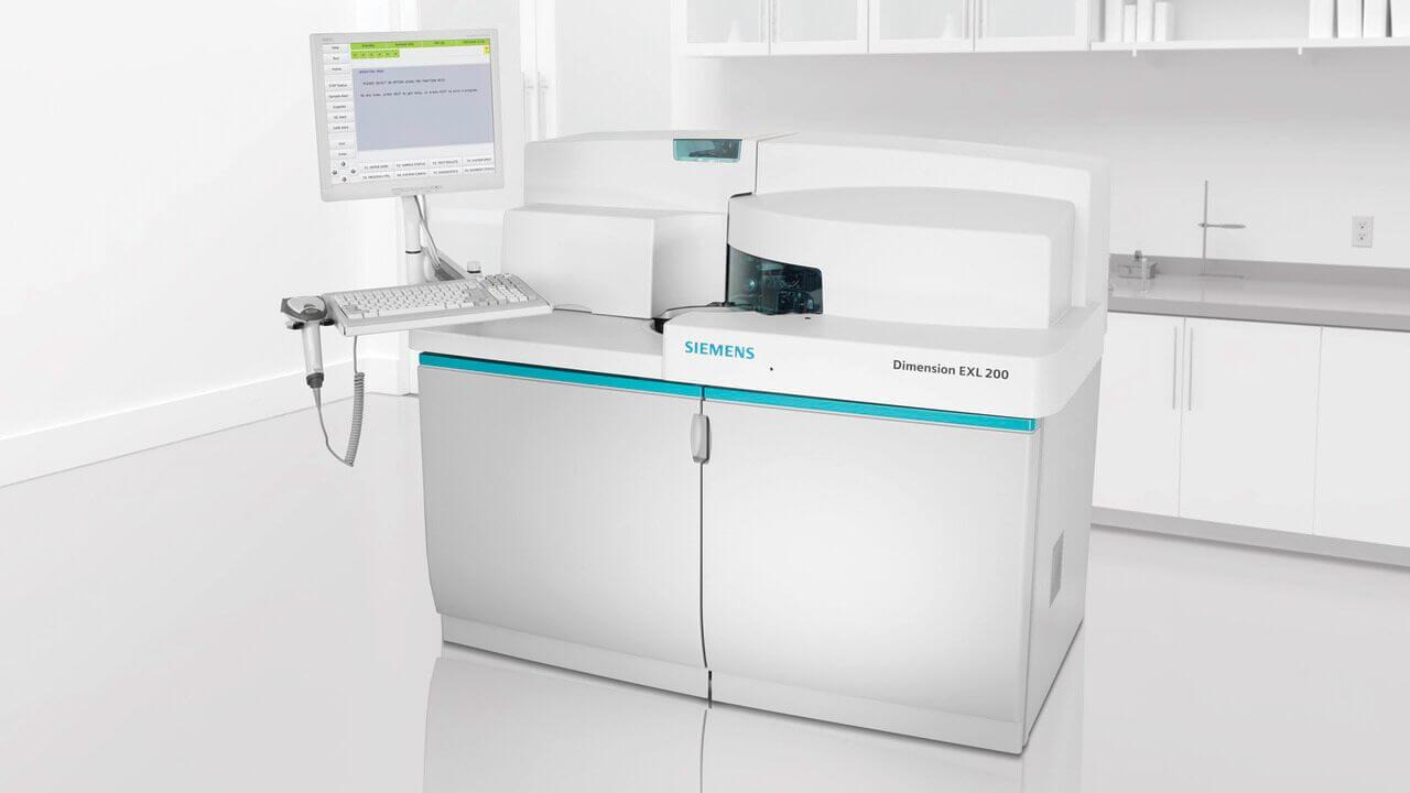 Автоматический анализатор Dimension EXL 200